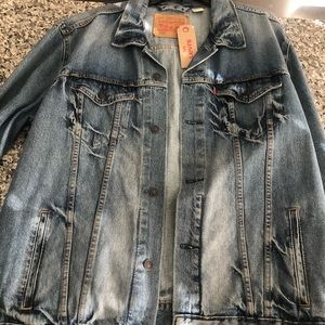 Levi's Jean jacket. Men's size XXL .